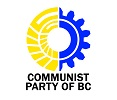 Communist Party of B. C. Logo